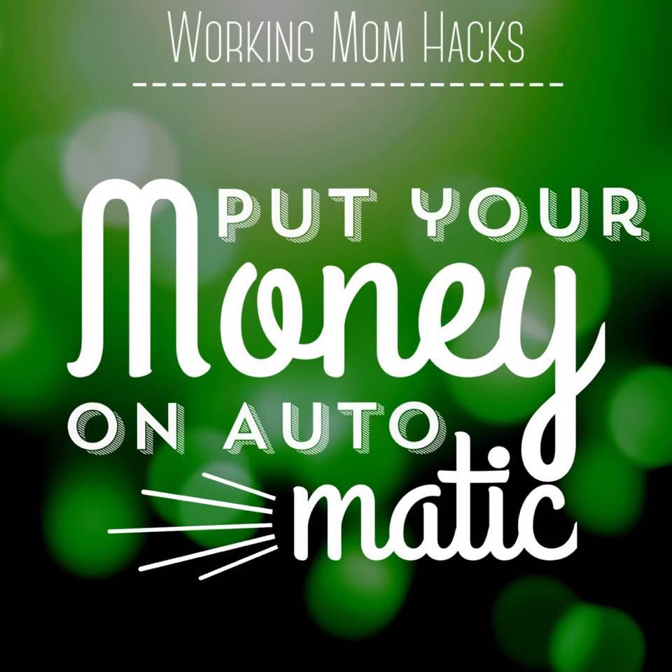 money on automatic