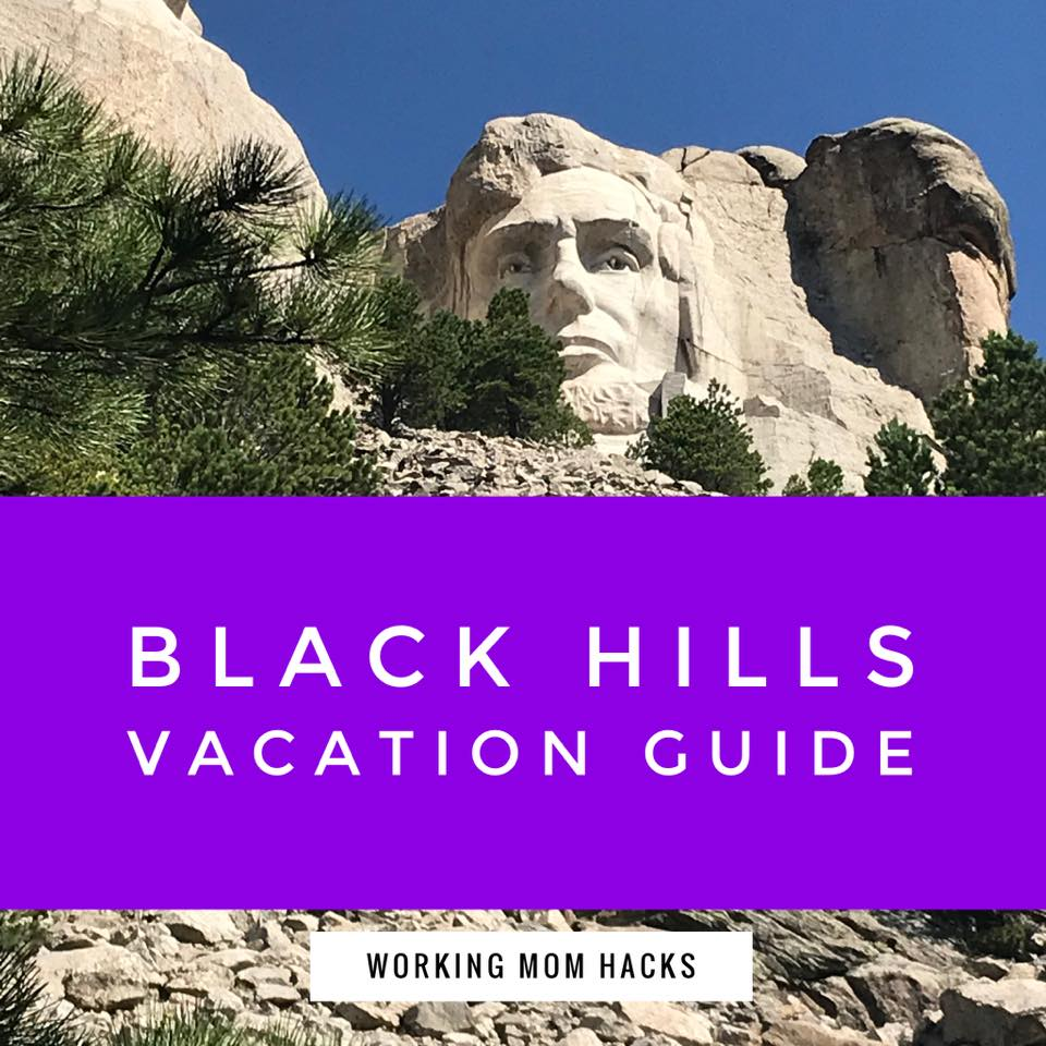 black hills vacation guide